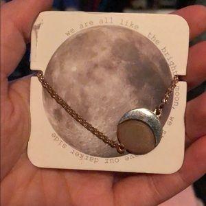 Moon bracelet. NWT.